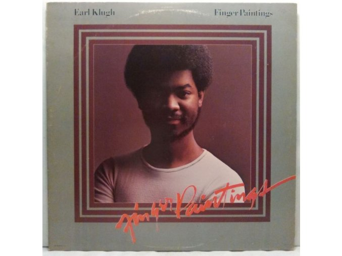 LP Earl Klugh - Finger Paintings, 1977