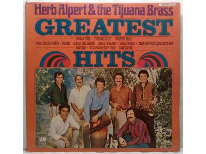 LP Herb Alpert & The Tijuana Brass – Greatest Hits, 1970