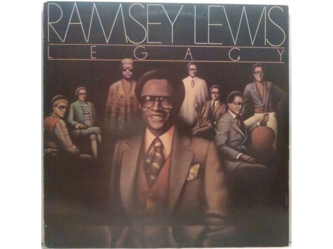 LP Ramsey Lewis - Legacy, 1978