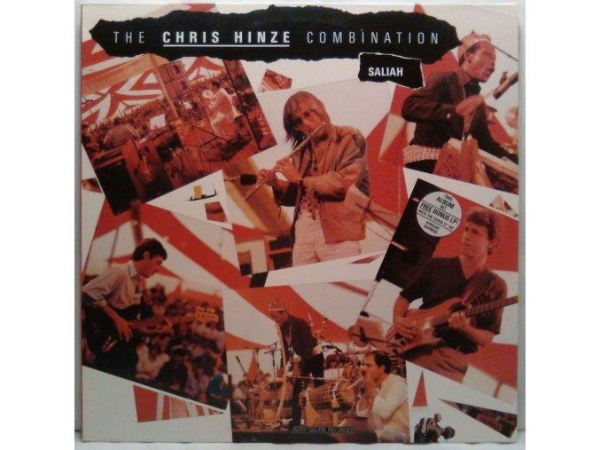 2LP The Chris Hinze Combination – Saliah, 1984