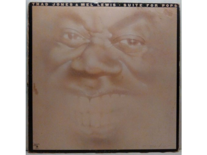 LP Thad Jones & Mel Lewis ‎– Suite For Pops, 1975