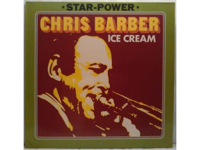 LP Chris Barber - Ice Cream, 1976