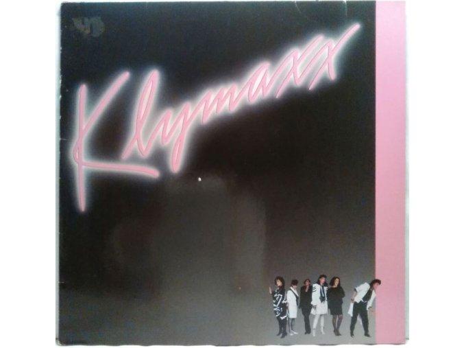 LP Klymaxx - Klymaxx, 1986