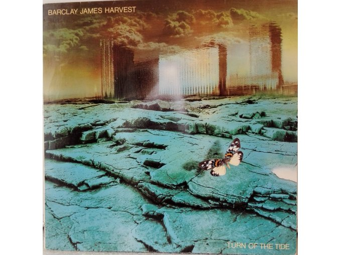 LP  Barclay James Harvest - Turn Of The Tide, 1981