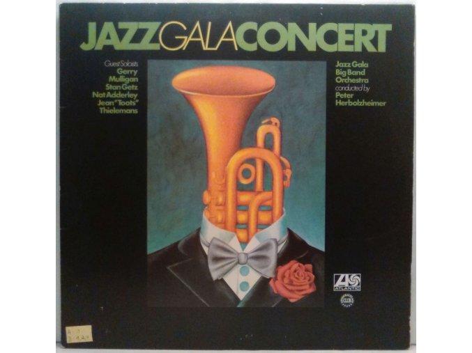 LP Various - Jazz Gala Concert, 1976