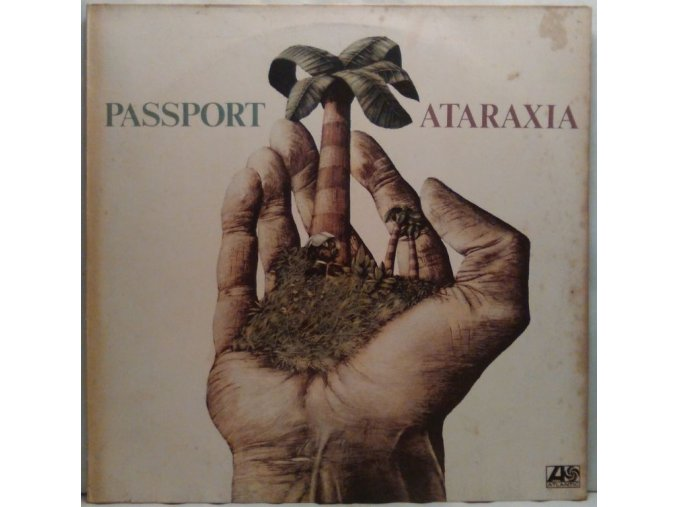 LP Passport - Ataraxia, 1978