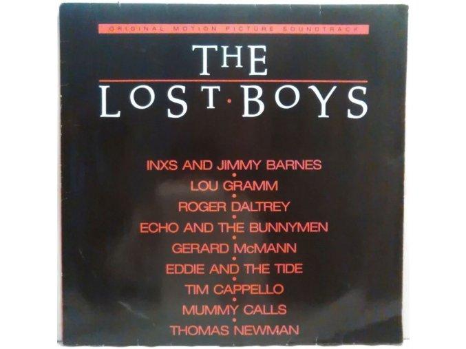 LP Various – The Lost Boys - Original Motion Picture Soundtrack, 1987