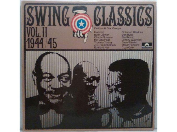 LP Various - Swing Classics Vol. II 1944/45, 1965