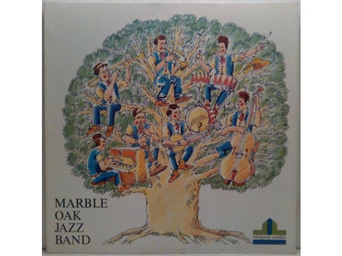 LP Marble Oak Jazz Band - Marble Oak Jazz Band