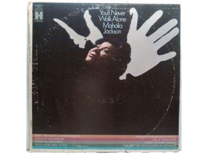 LP Mahalia Jackson - You'll Never Walk Alone, 1968