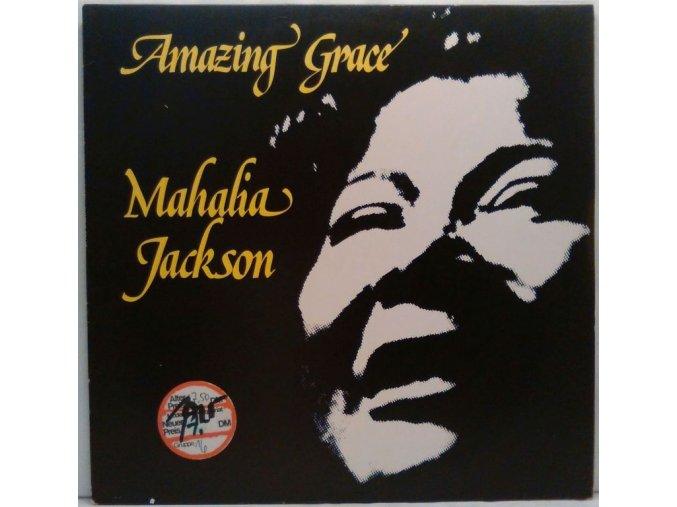 LP Mahalia Jackson - Amazing Grace, 1975
