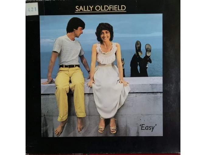 LP   Sally Oldfield - Easy, 1979