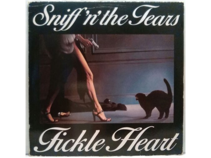 LP  Sniff 'n' the Tears – Fickle Heart, 1978