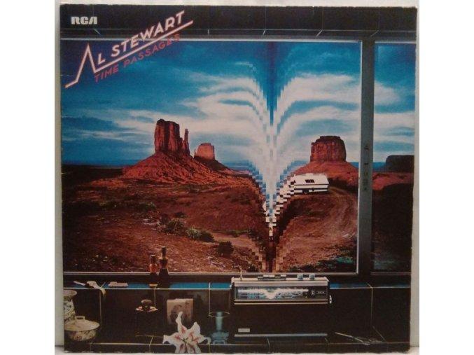 LP Al Stewart - Time Passages , 1978