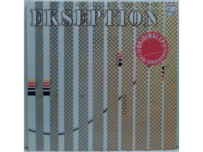 LP Ekseption - Beggar Julia's Time Trip, 1978