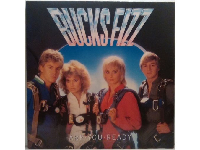 LP Bucks Fizz - Are You Ready?, 1982