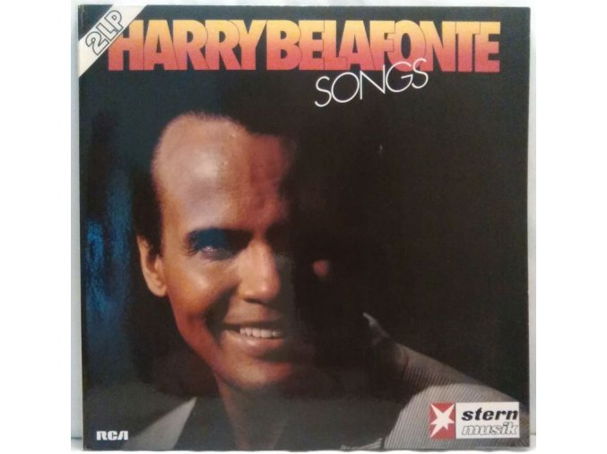 2LP Harry Belafonte - Songs, 1976