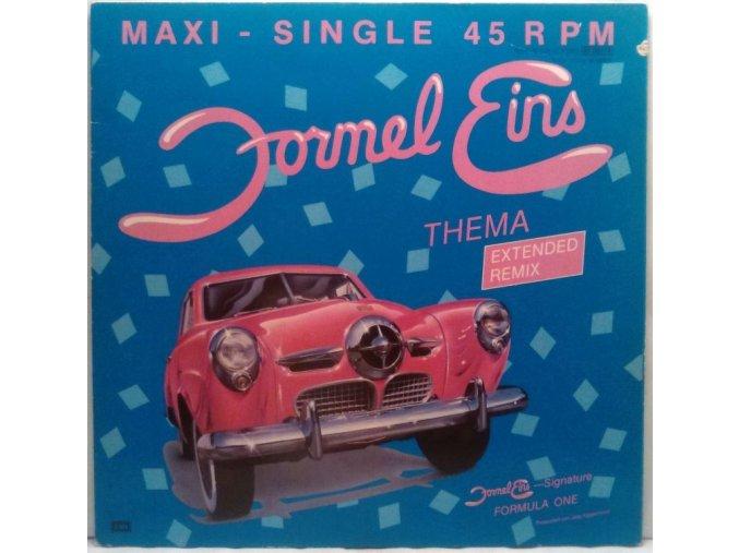 Jaap Eggermont – Formel Eins Thema (Extended Remix) 1985