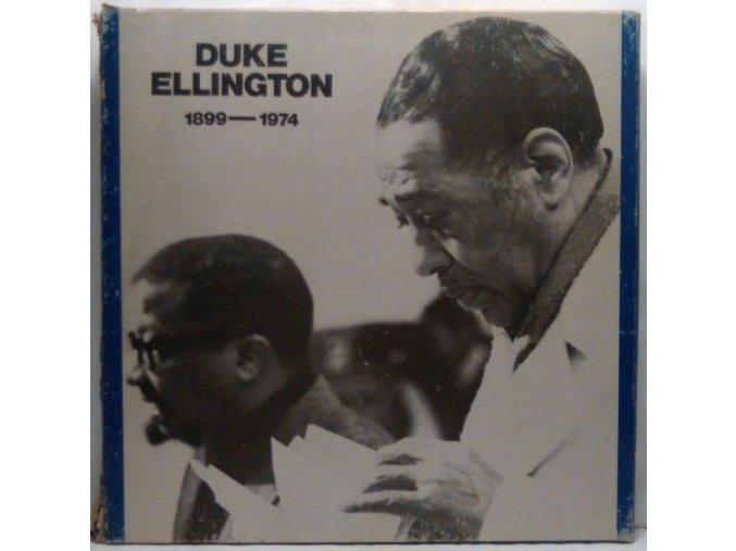 5LP Box Duke Ellington – 1899-1974, 1977