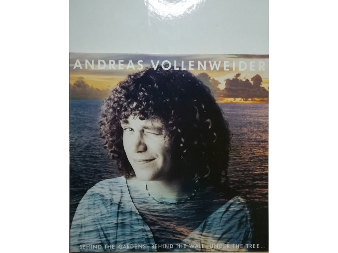 LP Andreas Vollenweider ‎– ...Behind The Gardens - Behind The Wall - Under The Tree... 1981