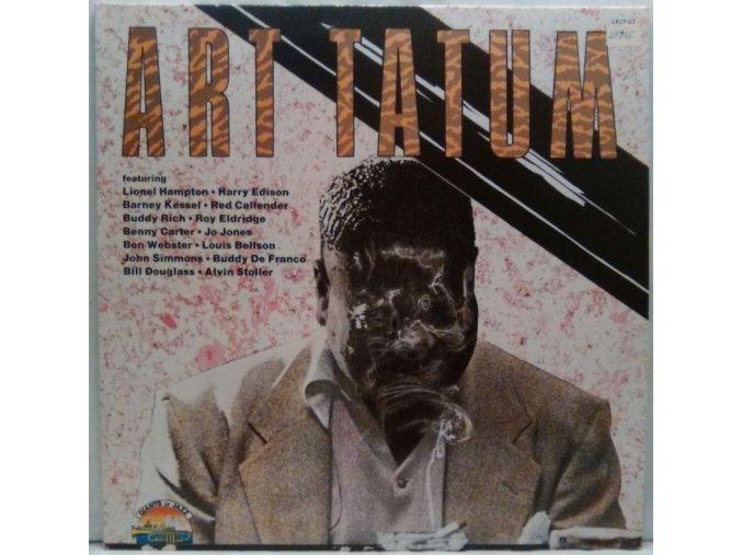 LP Art Tatum – Art Tatum, 1986