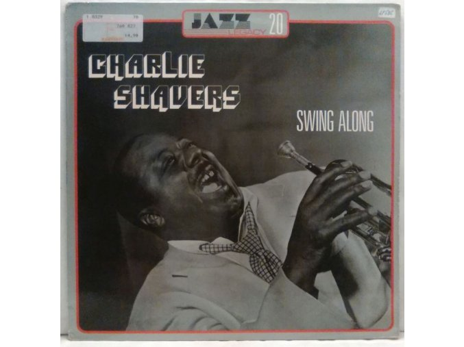 LP Charlie Shavers – Swing Along, 1978