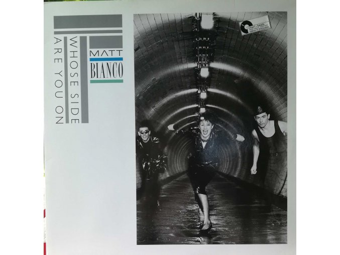 LP Matt Bianco - Whose Side Are You On, 1984