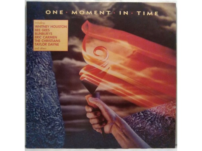 LP  Various – 1988 Summer Olympics Album: One Moment In Time, 1988
