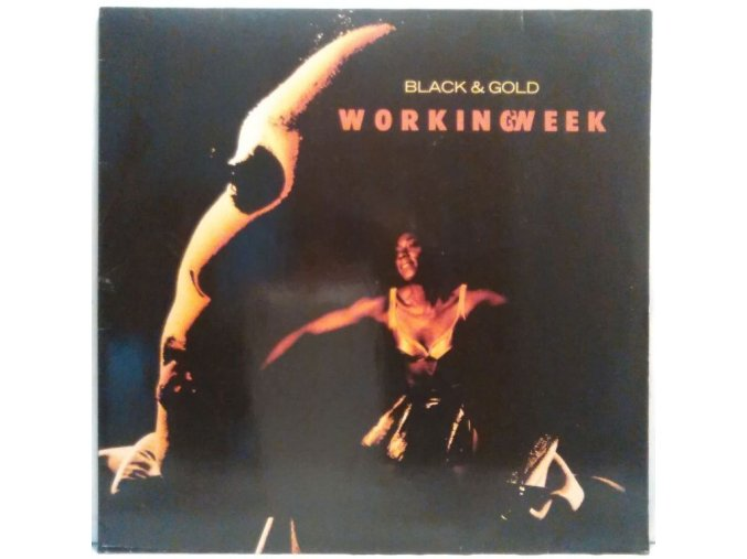 LP Working Week ‎– Black & Gold, 1991