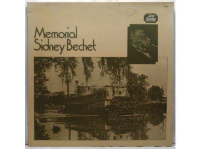 LP Sidney Bechet – Memorial