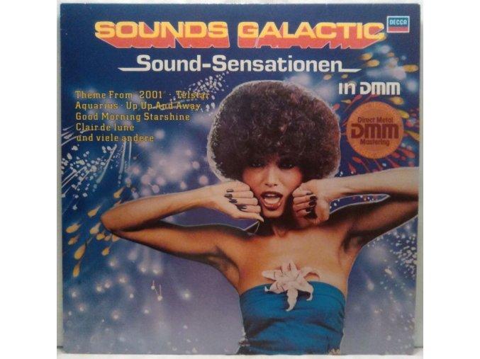 LP Sounds Galactic – Sound-Sensationen, 1982