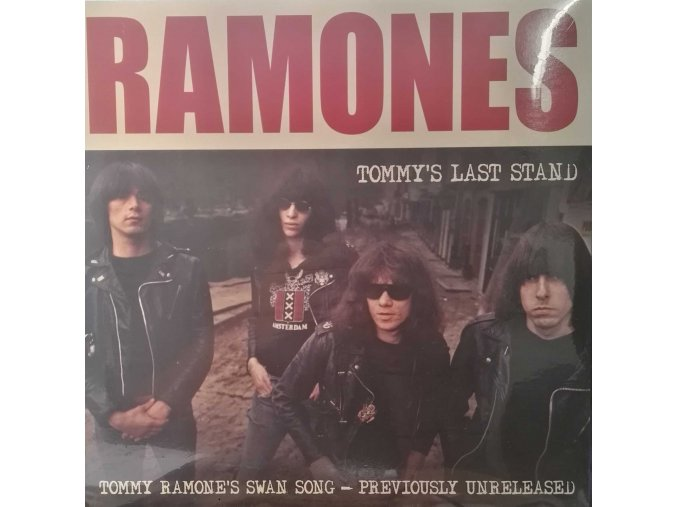LP Ramones – Tommy's Last Stand, 2015