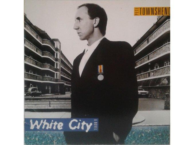 LP Pete Townshend (The Who) – White City (A Novel) 1985