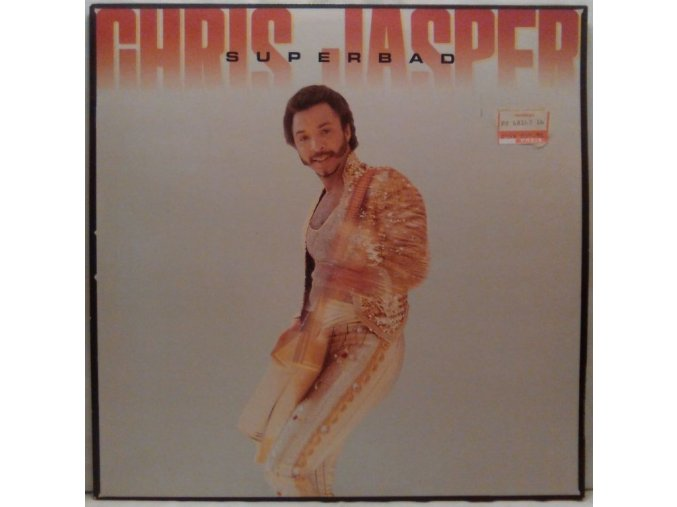 LP Chris Jasper – Superbad, 1987