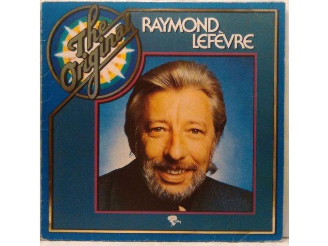 LP  Raymond Lefèvre – The Original Raymond Lefèvre