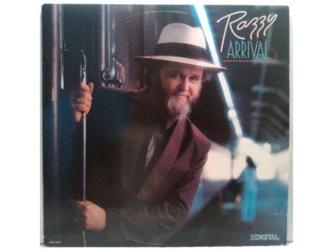 LP Razzy Bailey - Arrival, 1985