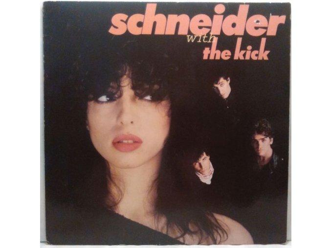LP Helen Schneider - Schneider With The Kick, 1981