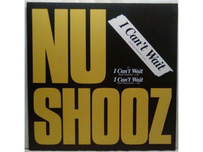 "Nu Shooz – I Can't Wait (Vocal/Long ""Dutch Mix"") 1986"