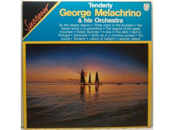LP George Melachrino & His Orchestra* – Tenderly