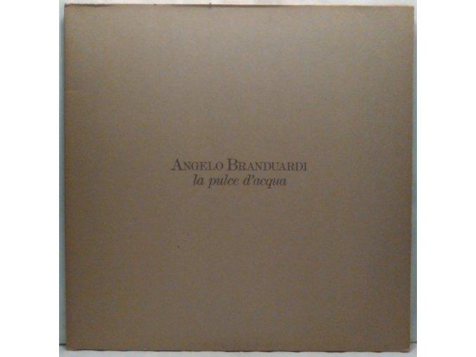 LP Angelo Branduardi - La Pulce D'Acqua, 1979