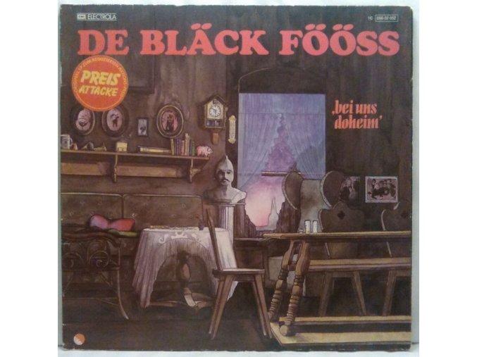 LP De Bläck Fööss* – Bei Uns Doheim, 1977