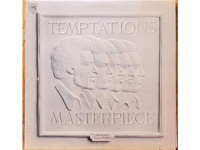 LP Temptations - Masterpiece, 1973