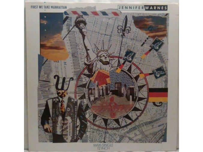 Jennifer Warnes – First We Take Manhattan, 1987
