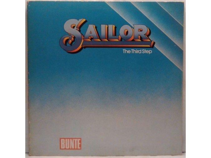 LP  Sailor - The Third Step, 1976