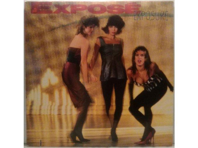 LP Exposé - Exposure, 1987