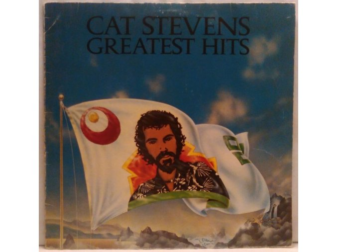 LP Cat Stevens ‎– Greatest Hits, 1975