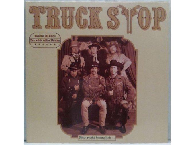 LP Truck Stop - Bitte Recht Freundlich, 1980
