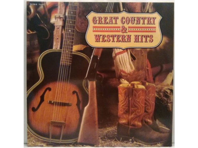 2LP Various – Great Country & Western Hits