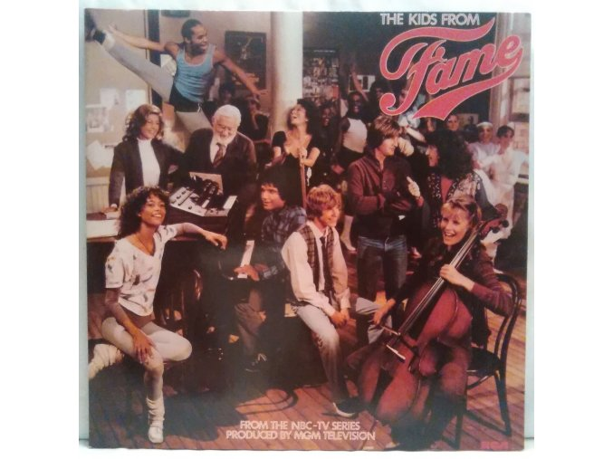 LP The Kids From Fame – The Kids From Fame, 1982