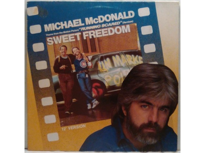 Michael McDonald - Sweet Freedom, 1986
